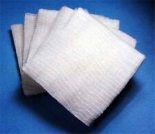 "200ea Drain Gauze Wound Cut Sponges Dressing 4""x4"" 8Ply Cotton BULK"
