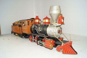LGB 25182 Amerikanische Mogul Schlepptender Dampflok, digital, Sound