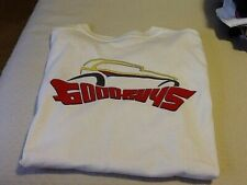 GOODGUYS MEN'S WHITE T-SHIRT SIZE XL
