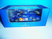 GTM041 MASERATI MC12 #10 FIA GT 3RD MONZA 2005 Ixo 1:43