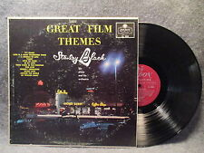 33 RPM LP Record Stanley Black Great Film Themes London Records LL 3054