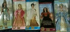 Dolls Of The World Princess Of Greece Portuguese,England,Cambodia,Danish Court