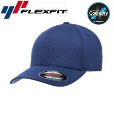 Flexfit Cool and Dry 3D Hexagon Jersey Baseball Cap L/XL Navyblau