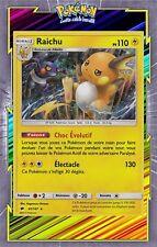 Raichu Holo - SL3:Ombres Ardentes - 41/147 - Carte Pokemon Neuve Française
