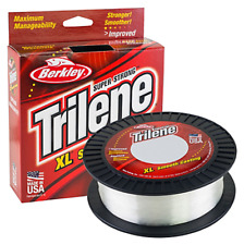 Berkley Trilene XL Super Strong, Mono Fishing Line, 1000 yd, Choice of Sizes