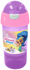Shimmer and Shine Drink Cup Bottle Sip N Snack - Base Stores Snacks - Official