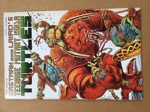 Teenage Mutant Ninja Turtles #43 FN Midgrade Mirage 1993