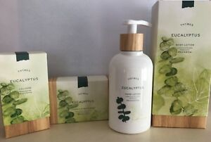 Thymes Eucalyptus Cologne Body Lotion Hand Lotion Cream Bar Soap New *U Choose*