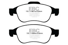 EBC Yellowstuff Front Brake Pads for Dacia Dokker Van 1.6 (2013 on)