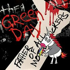 Green Day Father Of All.. LP Limited *CLOUDY RED* Vinyl Edition New / Official
