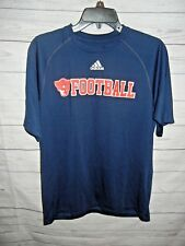 Adidas Patriot Football logo shirt, adult XS
