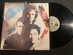 Mecano Descanso Dominical Colombia 1988 Mana Héroes Enanitos Soda Stereo