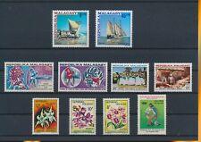 LM79665 Madagascar mixed thematics fine lot MNH