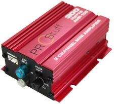 Prostuff AMP-100 300 Watt 2CH Mini Amplifier for Car and Motorcycle