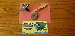 Quantum reel parts (gear kit Cabo PTSD, PTSE 60, 80, Boca PTSD, PTSE, 60, 80)