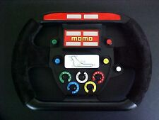 Ferrari F1 Racing Steering Wheel_Formula 1_Life Size Momo_Reproduction