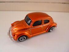 VW 1300 Volkswagen Kever Beetle - Metalic Orange - Maisto - China