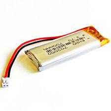 JST 1.5mm 3.7V 700mAh Lipo Rechargeable Battery for DVD GPS Camera PSP 702050