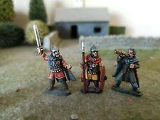 3 Arthurian Britain's   28mm