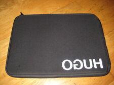 HUGO Laptop Neoprencase new in black