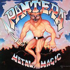 Pantera-Metal Magic Vinyl LP Metal Sticker or Magnet