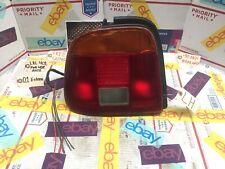 95 96 97 98 99 00 01 02 SUZUKI ESTEEM REAR LEFT DRIVER'S TAIL LIGHT chip / crack