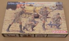 Dragon 6390 1:35 British 8th Army Infantry El Alamein 1942