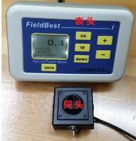 High Precision Full Wavelength Laser Power Meter 0.1mW-2W 0.1mW Resolution