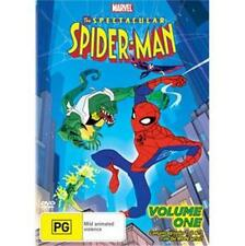 SPECTACULAR SPIDER-MAN Volume 1 : NEW DVD