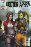 STAR WARS DOCTOR APHRA #18 MARVEL COMICS COVER A  1ST  PRINT