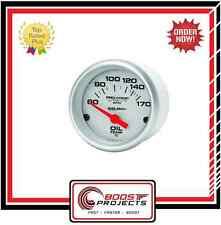 AutoMeter 60-170 °C Ultra-Lite Analog Oil Temperature Gauge * 4348-M *