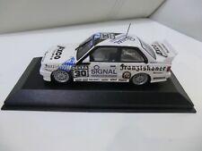 BMW M3 E30 DTM 1991 1:43 #30 Prinz L. von Bayern Team Isert  MINICHAMPS  wie NEU