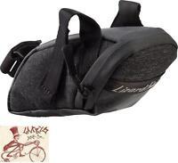 JET BLACK Lizard Skins Bicycle CACHE SADDLE BAG VN