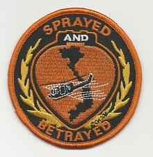 AGENT ORANGE SPRAYED AND BETRAYED PATCHES