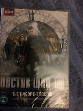 Doctor who time of the doctor christmas special and three other specials dvd set