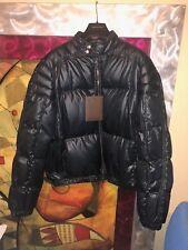 $5250 NWT LOUIS VUITTON BLACK REAL GOOSE DOWN JACKET SIZE 58