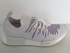 Adidas NMD R1 Women Running Shoes BD8017 White Size 8