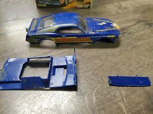 MPC BOUNTY HUNTER CONNIE KALITTA'S FUNNY CAR MODEL KIT BODY 69 70