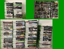 Microsoft Xbox 360 Games Complete Fun You Pick & Choose Video Games