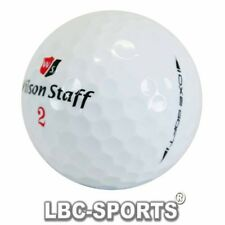 100 WILSON DX2 SOFT 2017 GOLFBÄLLE AAAAA LAKEBALLS PREMIUMSELECTION DX 2 WIE NEU