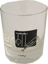 Cricket Gift Whisky Drinking Glass
