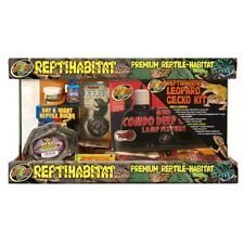 Zoo Med Reptihabitat Leopard Gecko Starter Kit
