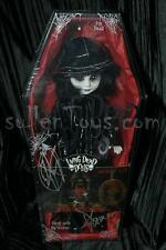 Living Dead Dolls Resurrection Lottie Res Series 1 Signed 450 LDD sullenToys