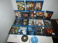 Lot of 20 Blu-ray Movies