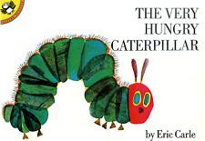 The Very Hungry Caterpillar Children's Book Eric Carle Board Paperback Hardback