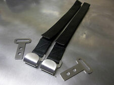 SUZUKI SAMURAI SOFT TOP TENSION STRAPS W/ ANCHOR COMBO ALL YEARS NEW REPLACEMENT