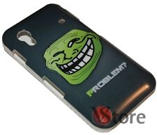 Cover For Samsung Galaxy Ace S5830 Problem? Meme Troll rigid
