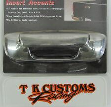 2002-09' Dodge Ram TFP Chrome Door Tailgate Handle Cover Steel Chrome #431