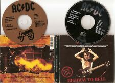"AC/DC ""HIGHWAY TO HELL"" Ultra Rare Special Edition 2 CD"