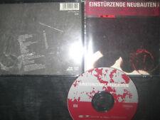 CD Einstürzende Neubauten – Zeichnungen Des Patienten O.T.  FM Einheit oi punk